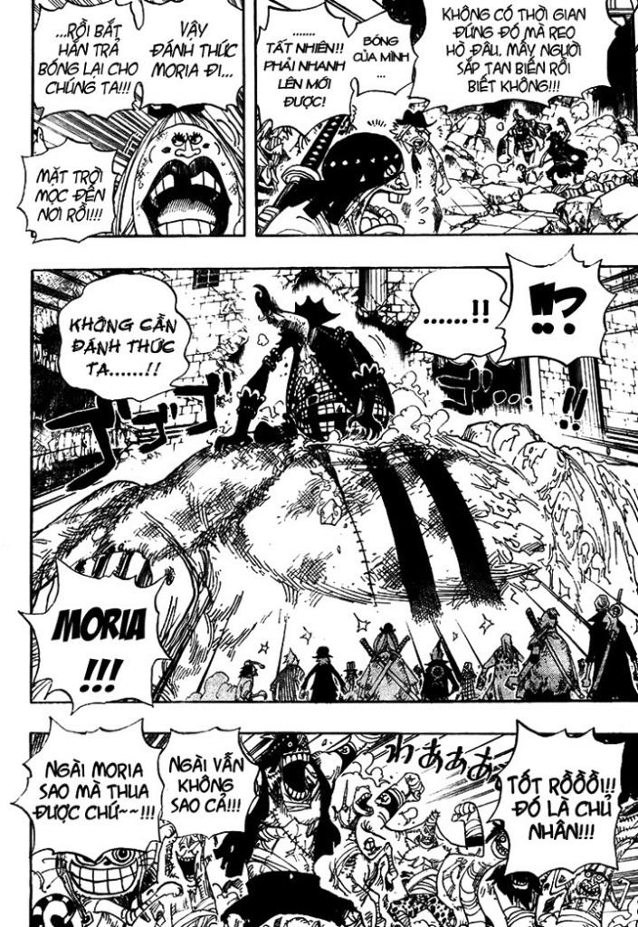 One Piece - Đảo Hải Tặc trang 7