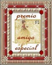 PREMIO AMIGO ESPECIAL