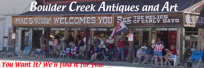 Boulder Creek Antiques and Art