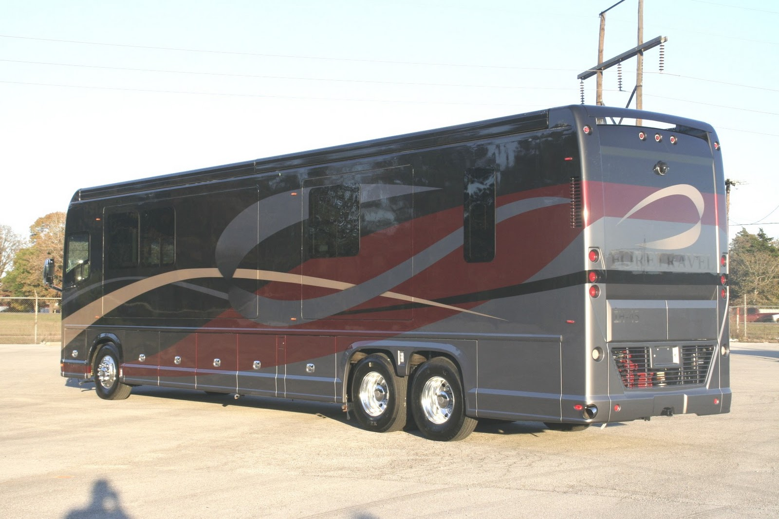 luxury powerhouse used motor coaches for sale autos post
