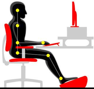 Como digitar sem cair da cadeira