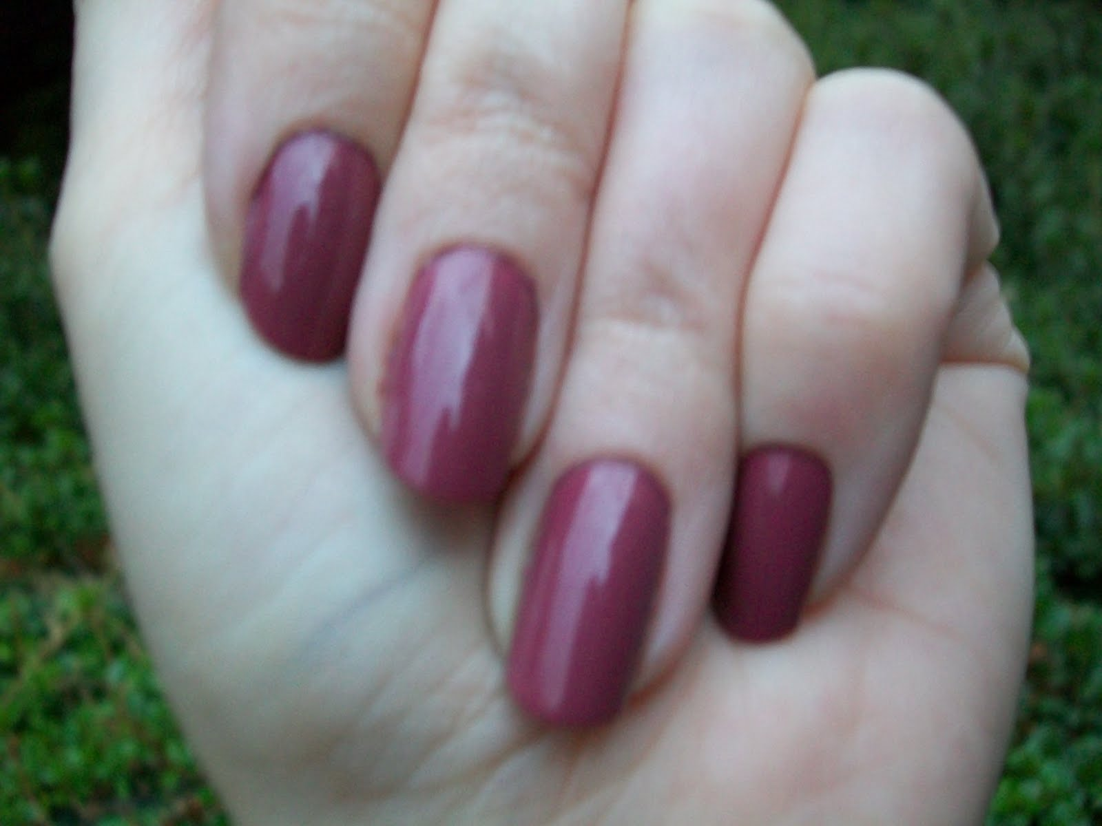 Gilded Lily: Jordana Grape