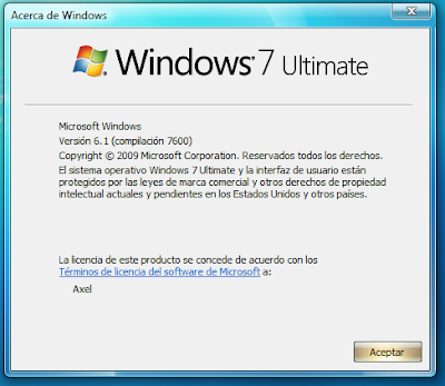 Windows Ultimate