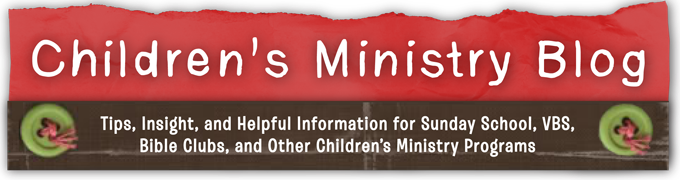 Children's Ministry Blog