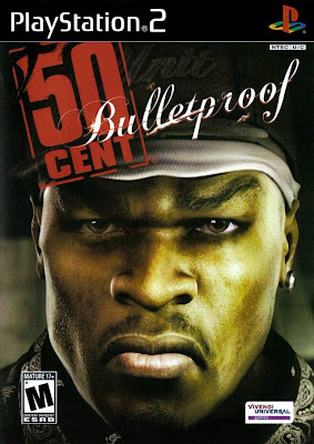 50 Game 50 Cent Bullet Proof