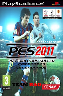 p Download   Pro Evolution Soccer 2011   PS2