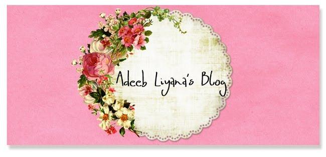 Adeeb Liyana's Blog