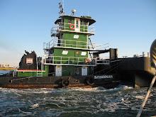 Tug Boat Savannah