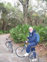 Jekyll Island Biking