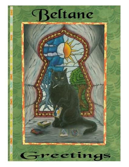 sabbat greeting cards  sabbat cards
