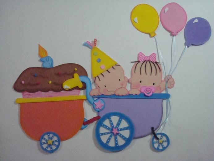 Painel festa bebês