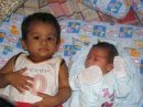 Shafariz & Shafika 2 days old