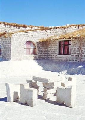 Hotel de Sal - Bolivia