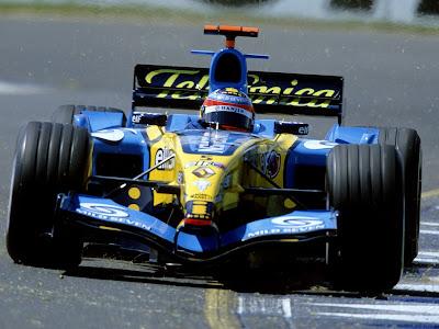 Carros Renault F1