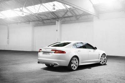 Imágenes Jaguar XF 2010