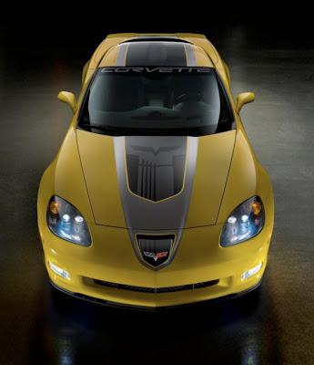 Chevrolet Corvette GT1 2009