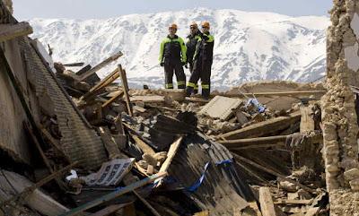 Fotos - Terremoto - Italia