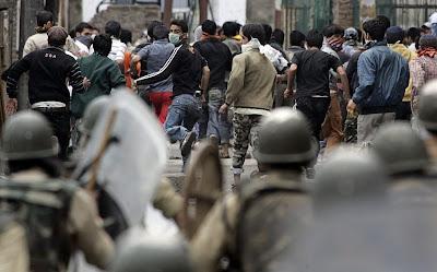 Fotos de Disturbios en la India