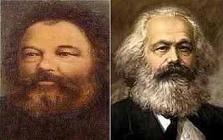 Maximilien Rubel y Louis Janover