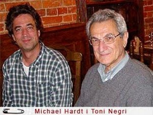 Michael Hardt y Toni Negri