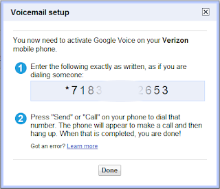 how to delete voicemail number