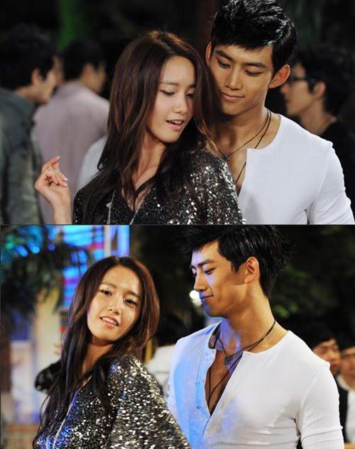 Taecyeon and yoona dating