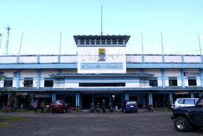 Stadion PERSIB dan Mess Pemain