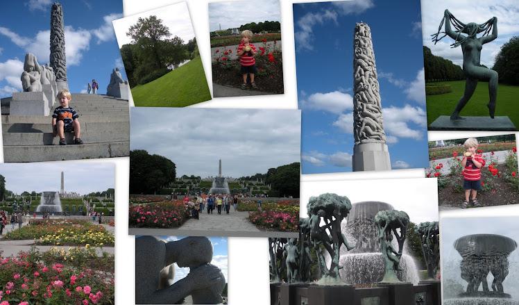 Vigeland Park (August)