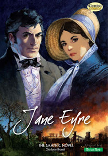 In what ways does Jane Eyre's physical journey add meaning to the story?