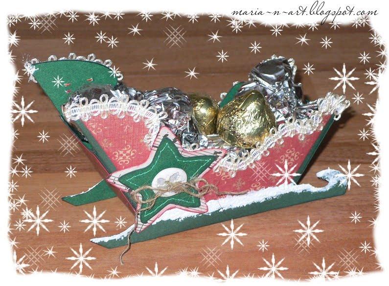 Скрапбукинг Как сделать новогоднего деда мороза своими