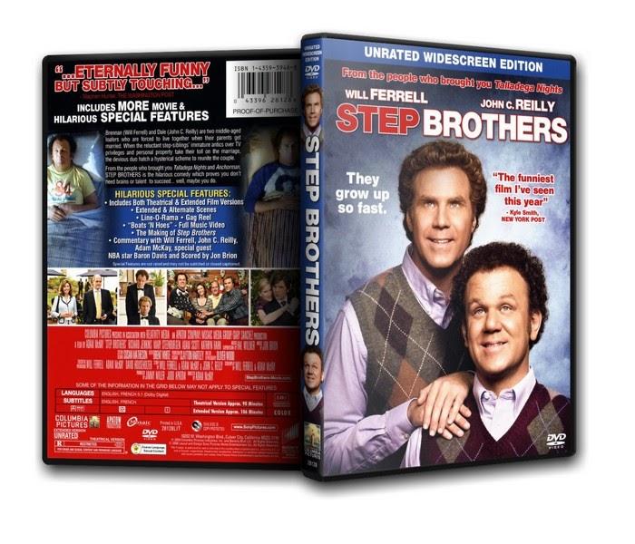 Step brothers film