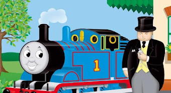 Thomas and Friends Coloring Page