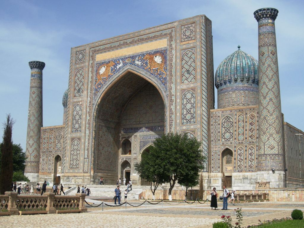 the city of tashkent - tashkent video tour of the historical sites and attractions.