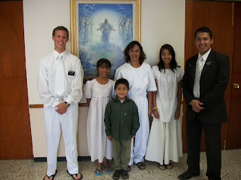 My First Baptisms