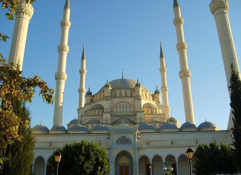 Album Islam: Sabancı Merkez Camii (Adana, Turkey)
