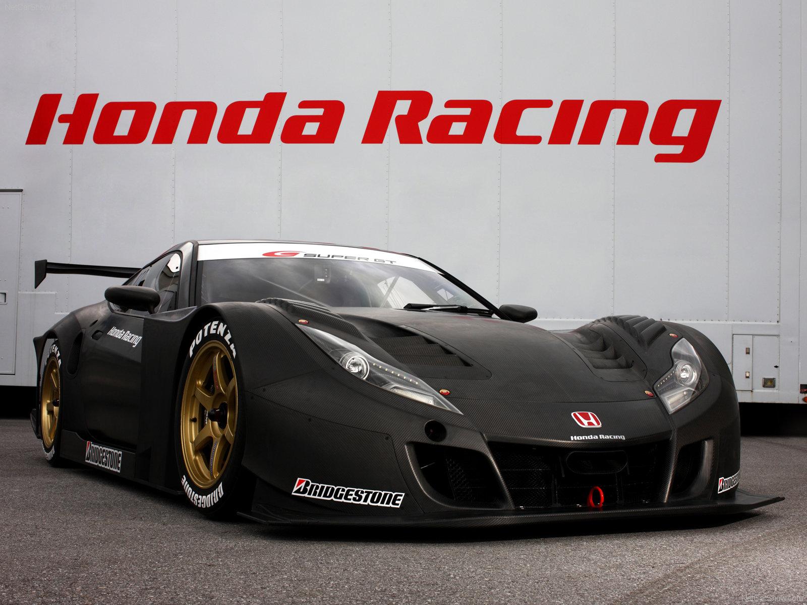 118 MODELS: Honda HSV-010 Super GT500 2010