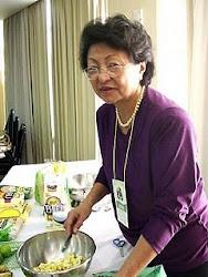 Dra.Clara Brandão, a mãe da multimistura