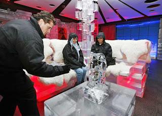 icebar em Dubai 2