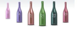 Escolha o vinho ideal pelo número