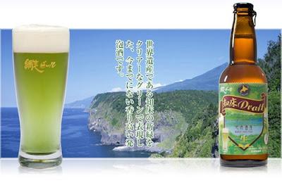 Cerveja Verde