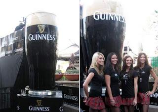 Bar bate recorde com copo de cerveja de mais de 1.600 litros