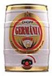 Chopp Germânia lança 1ª lata de chopp de 5 litros