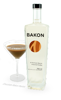 Vodka de bacon