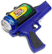 Pistola de cerveja