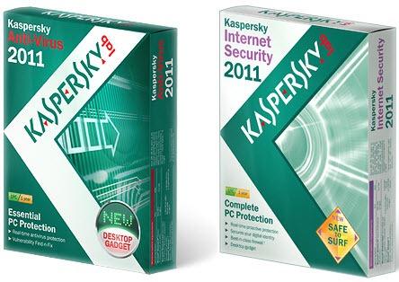 Kaspersky Internet Security & Kaspersky Anti-Virus 2011 11.0.2.556 CF2