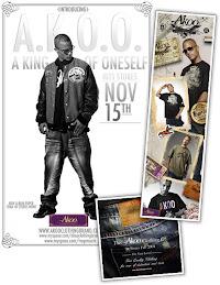 Akoo released November 15,2008