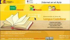 Recurso on line para a área de Lingua Castelá de 1º a 3º de Educación Primaria