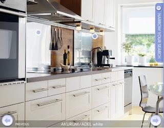 Ikea Adel Kitchen Units