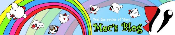 Mec's Blog!