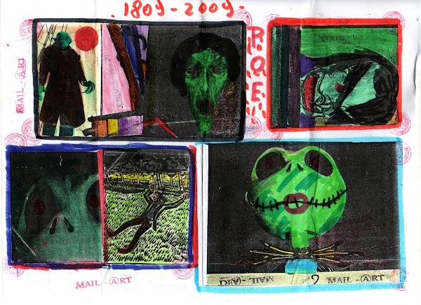 1809-2009 E.Allan Poe
